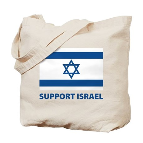 Support Israel Tote Bag