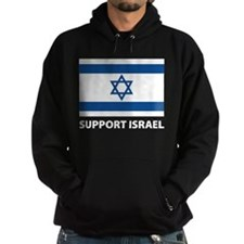 Support Israel Hoodie