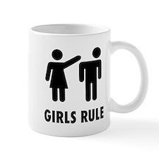 Girls Rule Mug