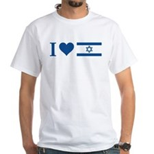 I Heart Israel Shirt