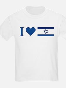 I Heart Israel T-Shirt
