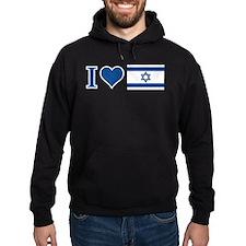 I Heart Israel Hoodie