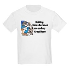 NMtMrl Nothing Comes Between T-Shirt
