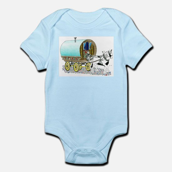Gypsy Wagon Infant Creeper