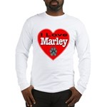 I Love Marley Long Sleeve T-Shirt