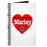 I Love Marley Journal