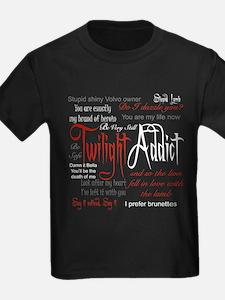 Twilight Addict Quotes T