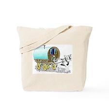 Gypsy Wagon Tote Bag