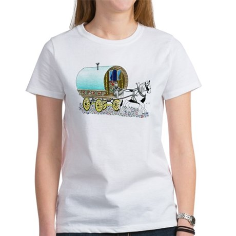 Gypsy Wagon Women's T-Shirt