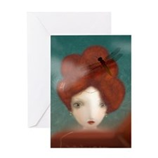 Head in the clouds...2 Greeting Card