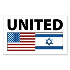 United Rectangle Decal
