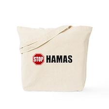 Stop Hamas Tote Bag