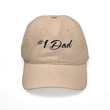 Number One Dad Cap