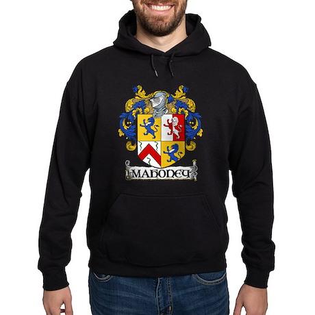 Mahoney Coat of Arms Hoodie (dark)