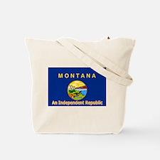 Montana-4 Tote Bag