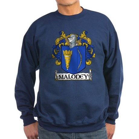 Maloney Coat of Arms Sweatshirt (dark)