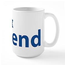 Friend of Israel Mug