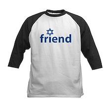 Friend of Israel Tee