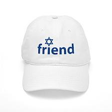 Friend of Israel Baseball Cap