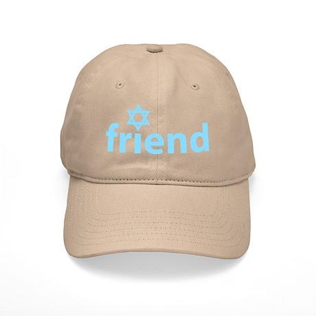 Friend of Israel Cap