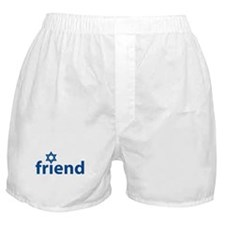 Friend of Israel Boxer Shorts