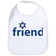 Friend of Israel Bib