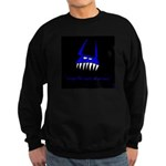 Blue Monster Sweatshirt (dark)