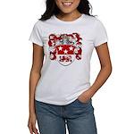Maas Family Crest Women's T-Shirt