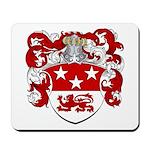 Maas Family Crest Mousepad