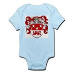 Maas Family Crest Infant Creeper