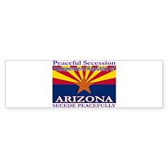 Arizona-4 Bumper Bumper Sticker