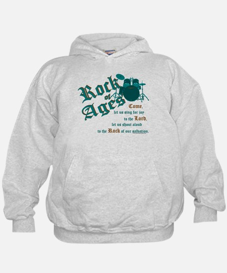Rock of Ages Hoodie