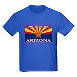 Arizona-4 Kids Dark T-Shirt