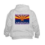 Arizona-4 Kids Hoodie