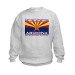 Arizona-4 Kids Sweatshirt