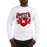 Marcus Family Crest Long Sleeve T-Shirt