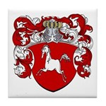 Marcus Family Crest Tile Coaster