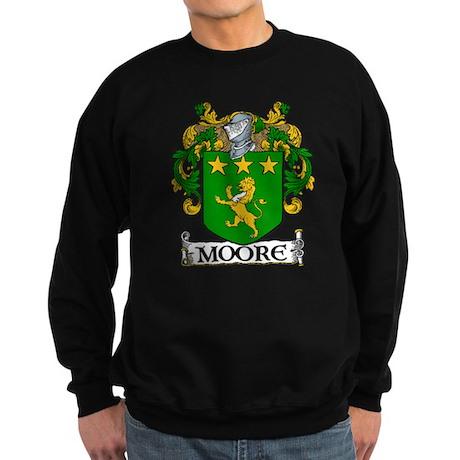 Moore Coat of Arms Sweatshirt (dark)