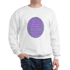 5 Days Without Water Sweatshirt