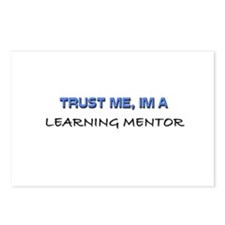 Trust Me I'm a Learning Mentor Postcards (Package