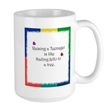 Raising a Teenager Mug
