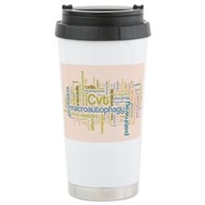 Unique Peptidase Travel Mug