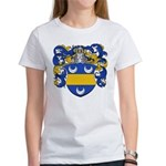 Mertens Family Crest Women's T-Shirt