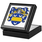 Mertens Family Crest Keepsake Box