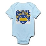 Mertens Family Crest Infant Creeper
