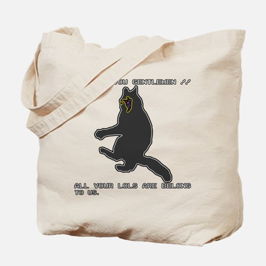 All Your LOLs (Get Silly) Tote Bag