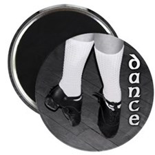 Irish Dance Magnet