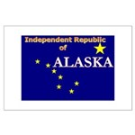 Alaska-4 Large Poster