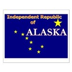 Alaska-4 Small Poster