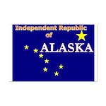 Alaska-4 Mini Poster Print